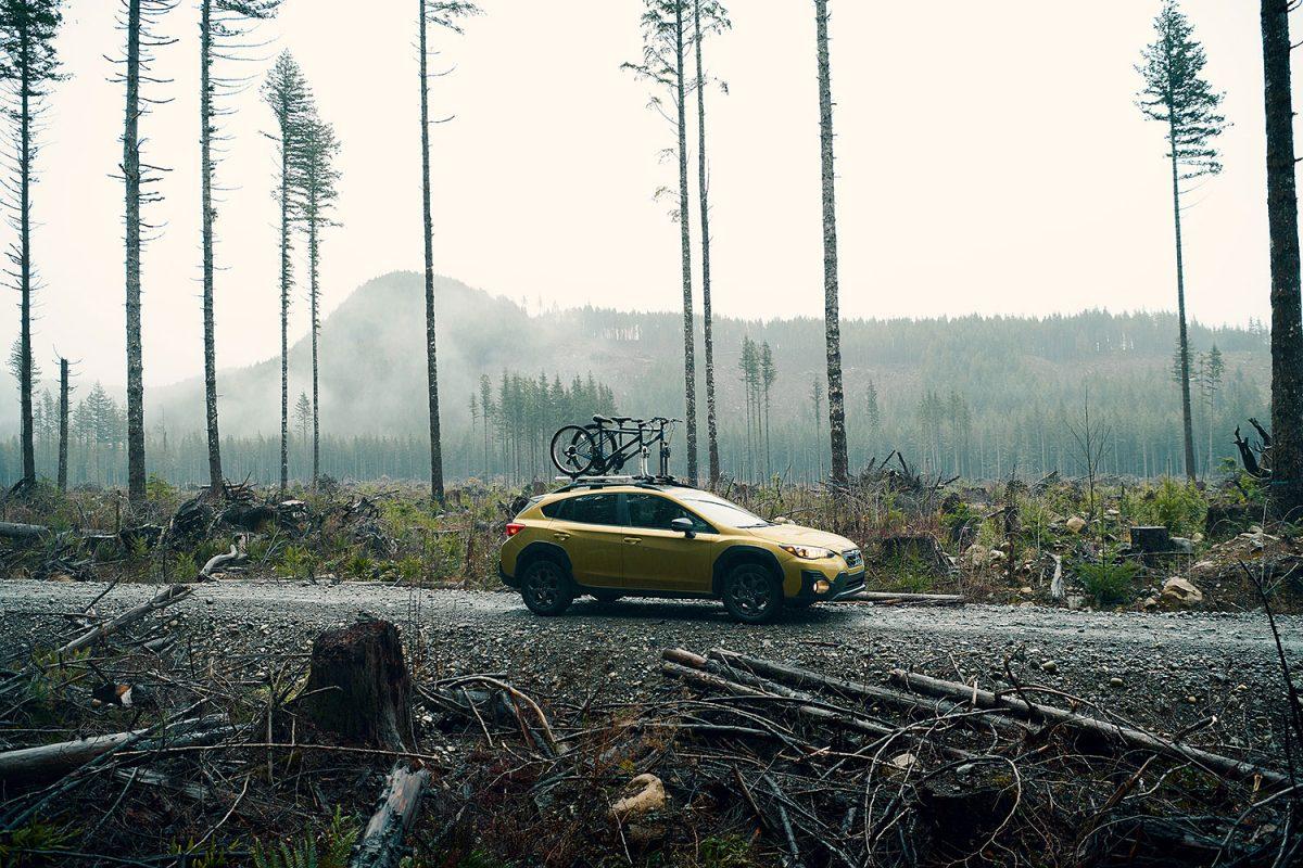 2021 Subaru Crosstrek   d a n a N E I B E R T // j o u r n a l